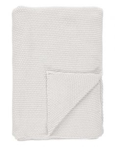 Marc O'Polo Nordic knit Off white Plaid 130 x 170