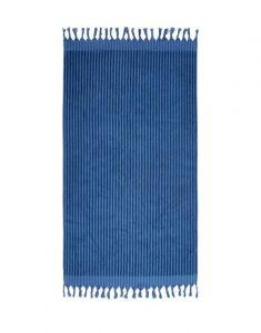 Marc O'Polo Nurmes Blue Beach towel 100 x 180
