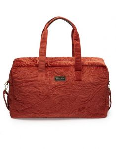ESSENZA Pebbles Velvet Chili Weekendtasche One Size