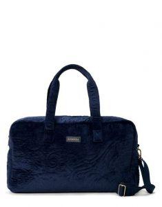 ESSENZA Pebbles Velvet Indigo Blue Weekendtasche One Size