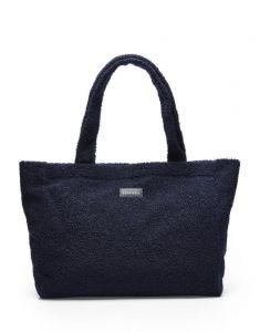 ESSENZA Peyton Teddy Nightblue Shoulder Bag One Size