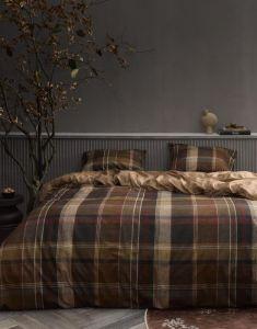 Essenza Pleun Cafe Noir Pillowcase 60 x 70