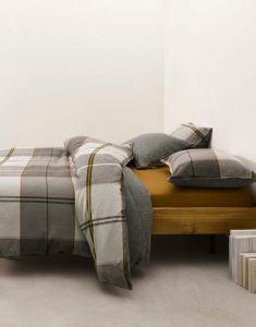 Marc O'Polo Premium Organic Jersey Warm Pecan Fitted sheet 90-100 x 200-220