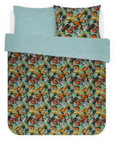 Covers & Co Riva Green Duvet cover 200 x 220