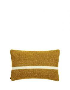 Marc O'Polo Rivar Golden yellow Cushion 30 x 50