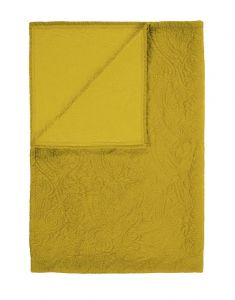 ESSENZA Roeby Golden Yellow Tagesdecke 220 x 265 cm