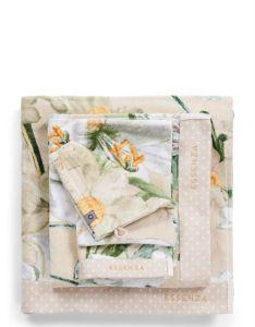ESSENZA Connect Organic Uni Towel Set Grey