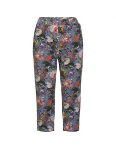 Essenza Rosie Famke Moonlight blue Trousers 3/4 XS