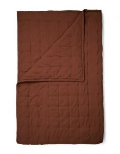 Essenza Ruth Shell brown Quilt 180 x 265