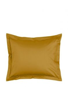Essenza Satin Mustard Pillowcase 60 x 70