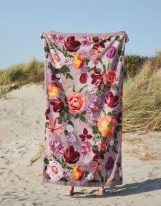 Essenza Scarlett Woodrose Beach towel 100 x 180