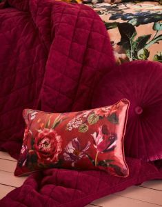 Essenza Scarlett Roseval Cushion 30 x 50