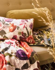 Essenza Scarlett Vanilla Cushion 30 x 50