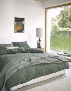 Marc O'Polo Senja Green Duvet cover 140 x 220
