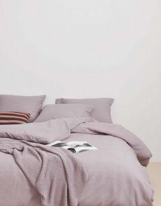 Marc O'Polo Summer Pique Lavender Mist Pillowcase 65 x 100  set