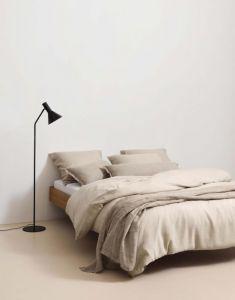 Marc O'Polo Summer Pique Oatmeal Pillowcase 40 x 40
