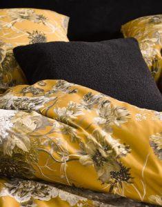 ESSENZA Teddy Nightblue Cushion square 50 x 50