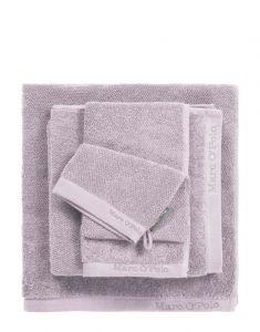 Marc O'Polo Timeless Uni Lavender Mist Guest towel 30 x 50