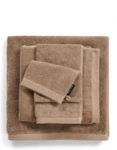 Marc O'Polo Timeless Uni Towel Set Clay