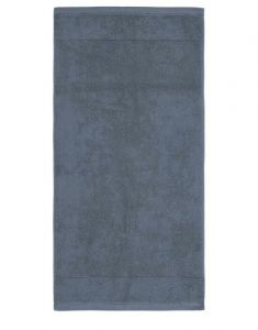 Marc O'Polo Timeless Uni Smoke Blue Gästetuch 30 x 50 cm
