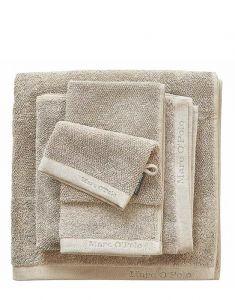 Marc O'Polo Timeless Uni Towel Set Beige