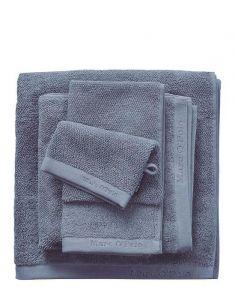 Marc O'Polo Timeless Uni Towel Set Smoke Blue