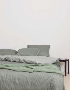 Marc O'Polo Toloma Green Duvet cover 140 x 220