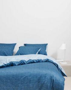 Marc O'Polo Toloma Nordic Blue Duvet cover 140 x 200