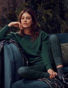 ESSENZA Uma Uni Thyme Sweater XXL