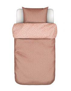 Marc O'Polo Verin Coral Pink Bettwäsche 155 x 220 cm