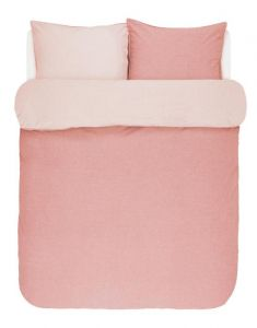 Marc O'Polo Washed chambray Coral Pink Bettwäsche 200 x 200 cm