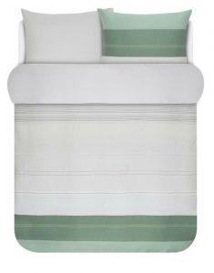 Marc O'Polo Xova Green Duvet cover 260 x 220