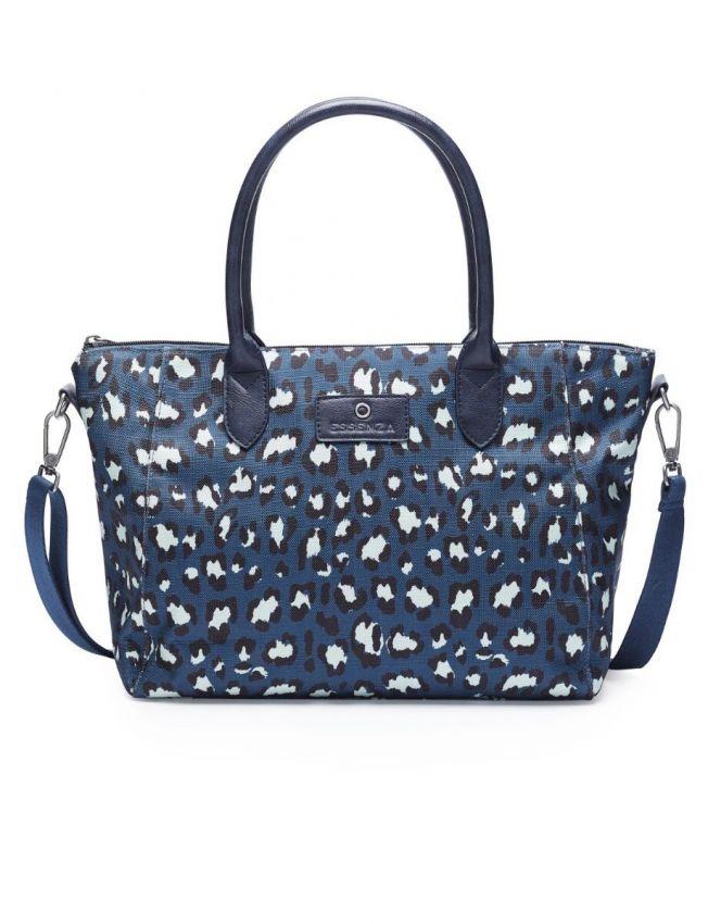 Essenza Jennah Animal Blue Carry All Medium
