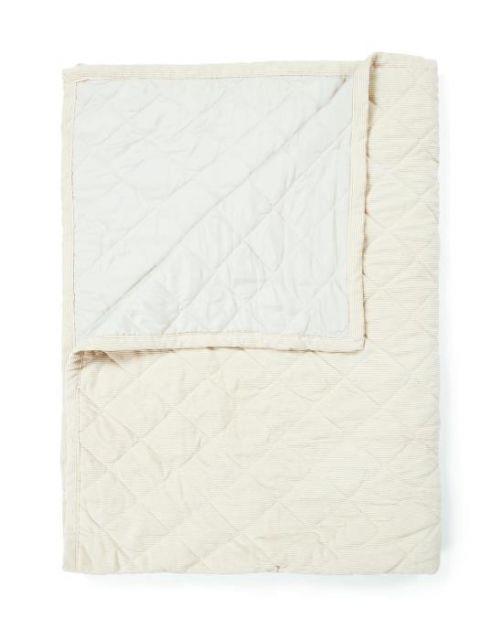 ESSENZA Billie Meringue Tagesdecke 270 x 265 cm
