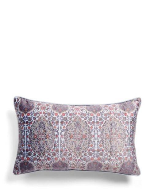 Essenza Giulia Iceblue Cushion 30 x 50