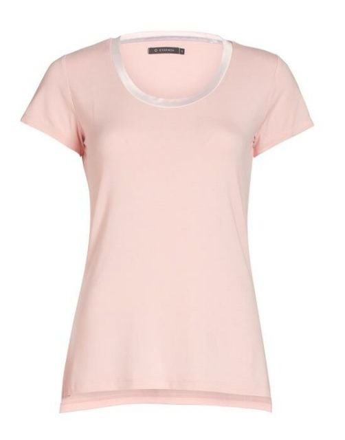 ESSENZA Luyza Uni Rose Top Kurzarm XS
