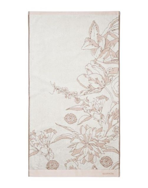 ESSENZA Malou Natural Handtuch 55 x 100 cm