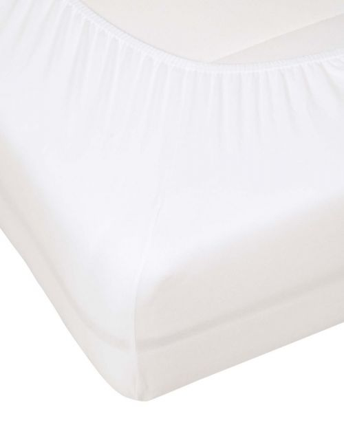 Marc O'Polo Marc O'Polo Jersey Ecru Fitted sheet 90-100 x 200-220