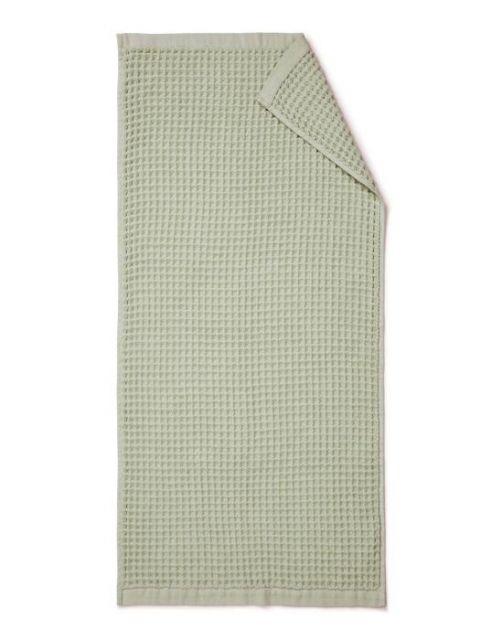 Marc O'Polo Mova Hellgrün Handtuch 50 x 100 cm