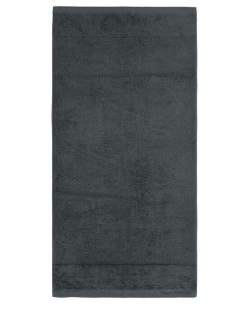 Marc O'Polo Timeless Uni Anthrazit Handtuch 50 x 100 cm