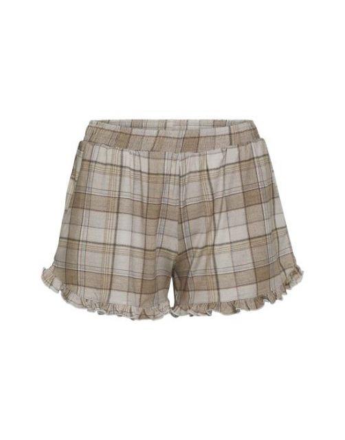 Essenza Xava Beau Almond Trousers short M