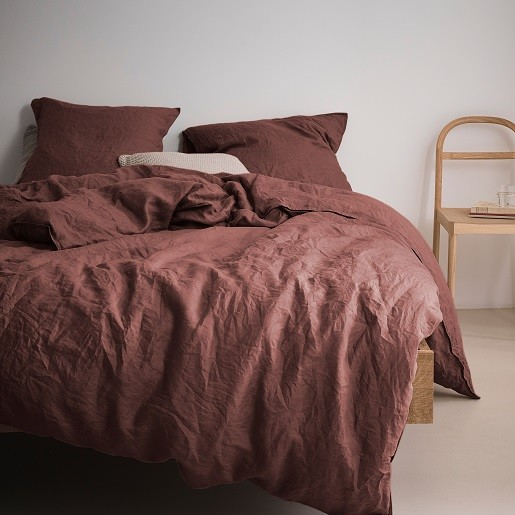 Marc O'Polo Valka Duvet Cover Earth