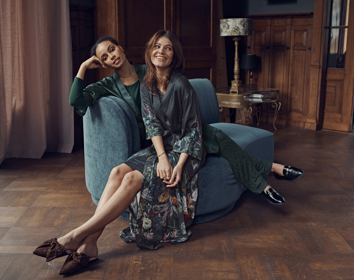 Fall Winter '21 collection: Soothing your senses