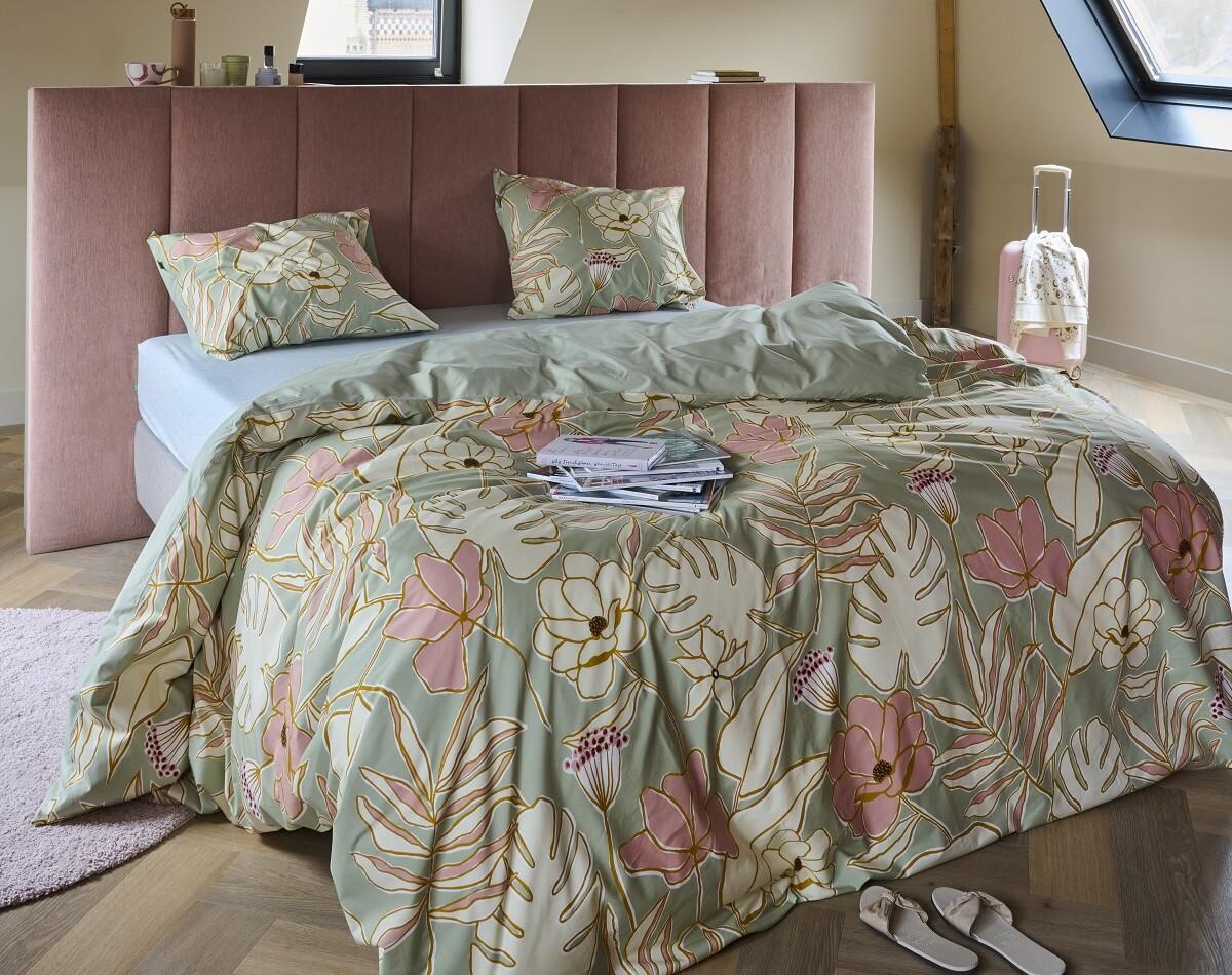Covers & Co Flower Rangers Multi Duvet cover 140 x 200