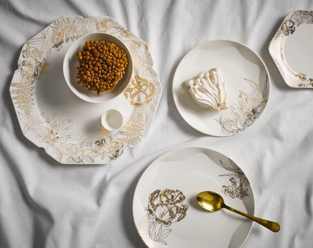 How do I take care of my ESSENZA porcelain?